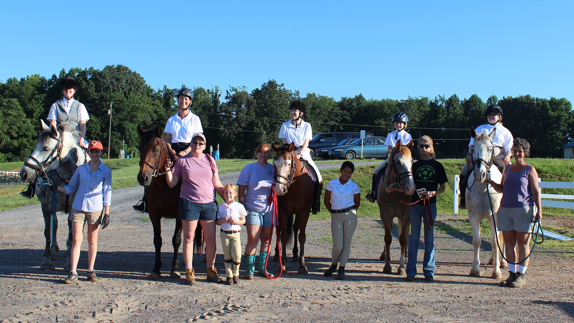 TRAV-Therapeutic Riding Association of Virginia